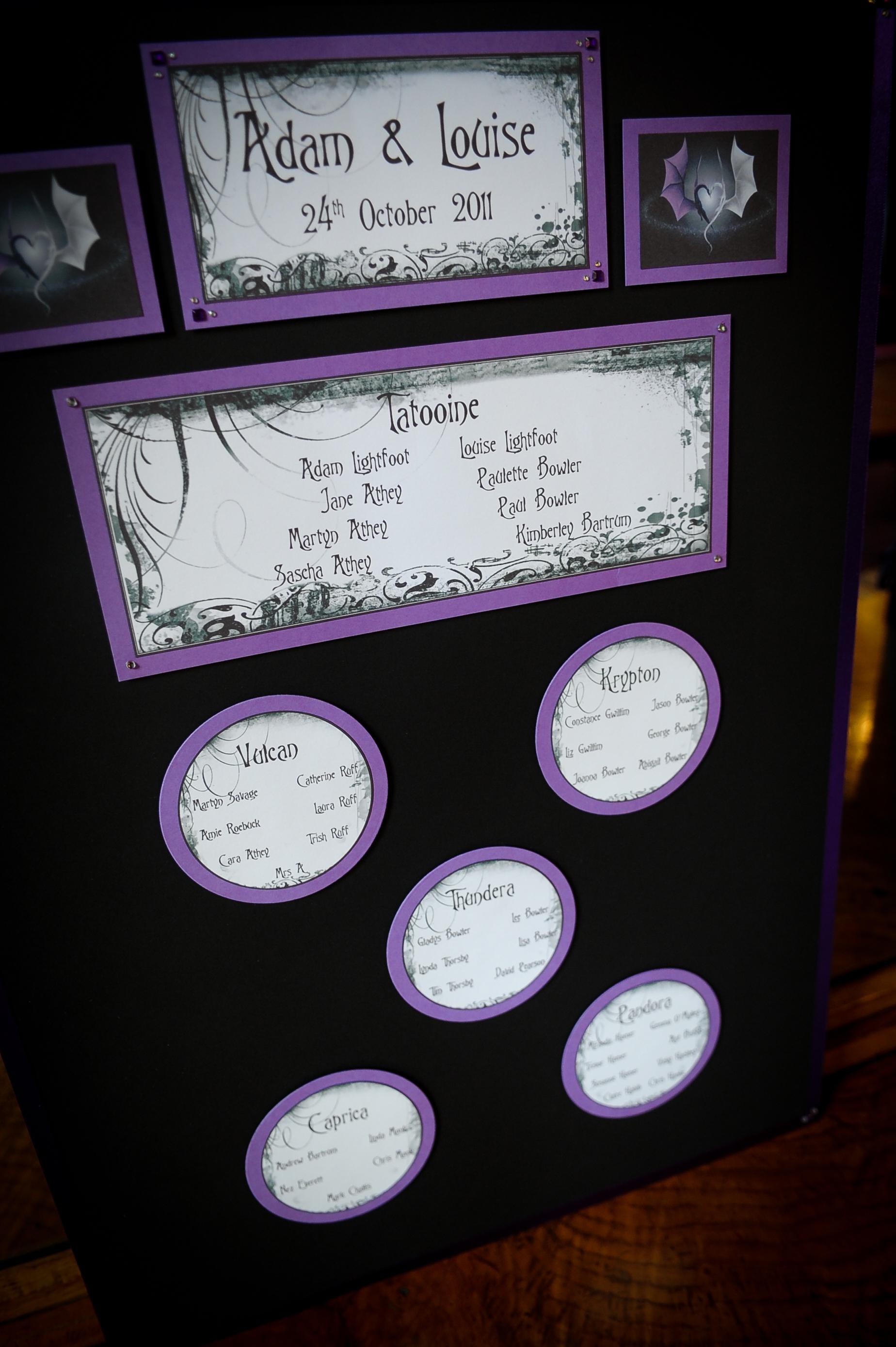 pirate wedding invitations   AlternaBrides