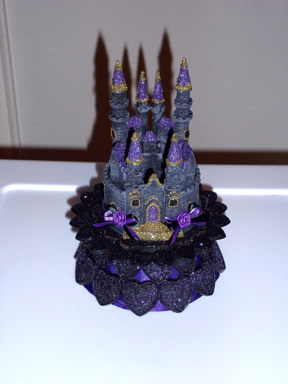 owl cake topper AlternaBrides