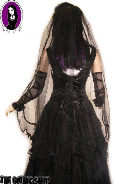purple and black gothic dresses alchemy gothic alternabrides