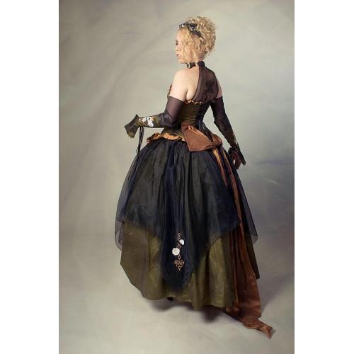 Steampunk Wedding Gowns: Steampunk Wedding Gowns